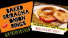 Baked Sriracha Onion Rings: The Recipe I didn't want to post