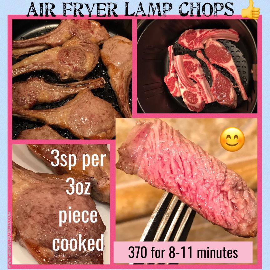 Lamp Chops Visual Guide