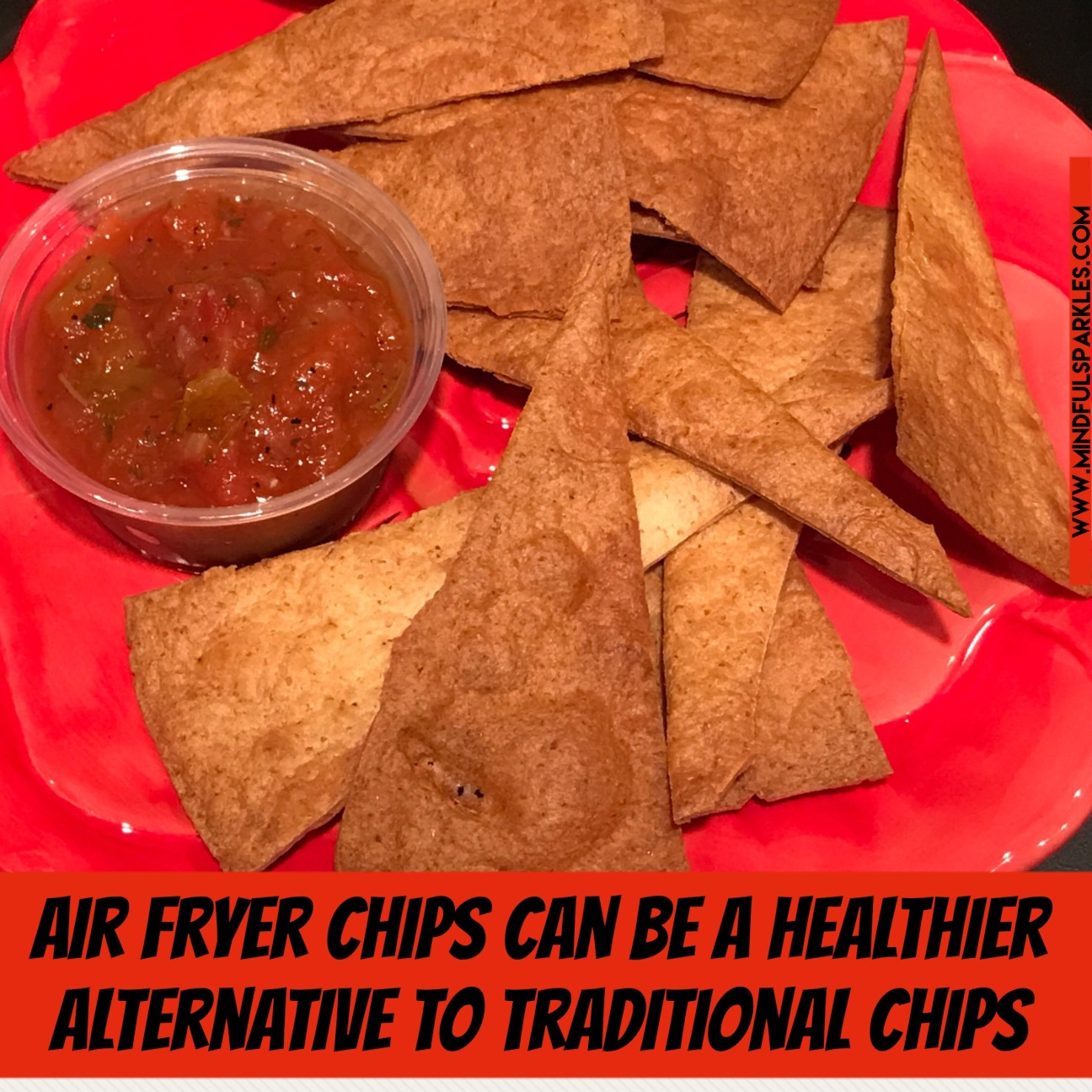 Air Fry Your Tortillas or Wraps